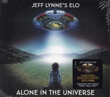 JEFF LYNNE'S ELO - ALONE IN THE UNIVERSE / возможность доставка товаров из Польши и Allegro на русском