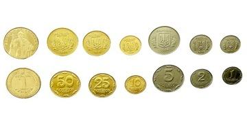 Набор menniczy Украина x 7 2012+ доставка товаров из Польши и Allegro на русском