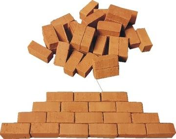 Аслан, Блоки керамические, строительные блоки, комплект 500шт доставка товаров из Польши и Allegro на русском