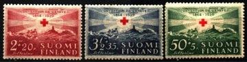 Финляндия. Мне 217-20 * - Красный Крест доставка товаров из Польши и Allegro на русском