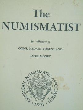 The Numismatist September 1964 доставка товаров из Польши и Allegro на русском