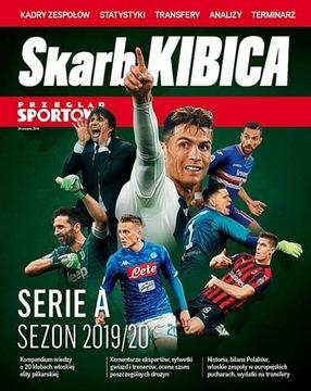 Skarb kibica Piłka Nożna liga włoska 2019/20 доставка товаров из Польши и Allegro на русском