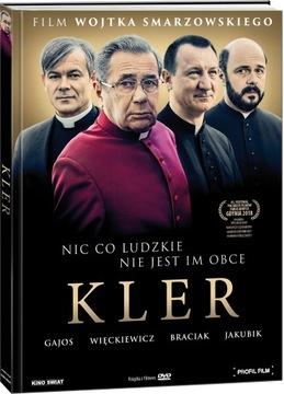 KLER [DVD] (reż. Wojciech Smarzowski) доставка товаров из Польши и Allegro на русском