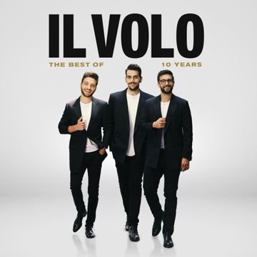 IL VOLO - 10 YEARS THE BEST OF CD FOLIA доставка товаров из Польши и Allegro на русском