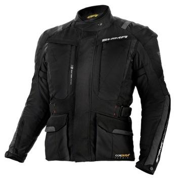 SHIMA HERO BLACK Куртка специальная одежда для мотоциклистов + ХАЛЯВА доставка товаров из Польши и Allegro на русском