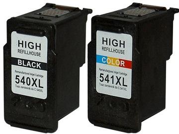 Чернила для Canon PG 540 +541 PIXMA MG3250 2150 MX375 доставка товаров из Польши и Allegro на русском