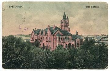SOSNOWIEC -- Pałac Schona доставка товаров из Польши и Allegro на русском