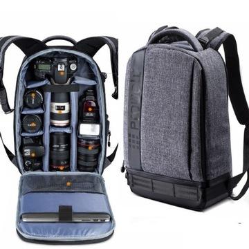 ВРОЦЛАВ Рюкзак фото Prowell ноутбук 13.3 доставка товаров из Польши и Allegro на русском