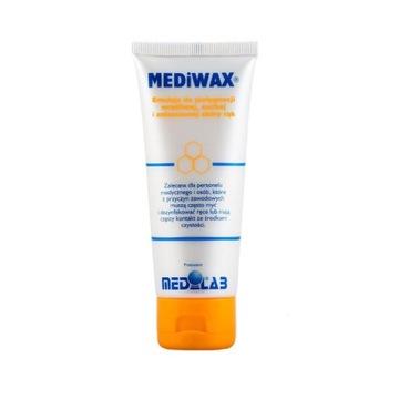 MediWax Крем / Лосьон для рук 75мл ПЧЕЛИНЫЙ ВОСК доставка товаров из Польши и Allegro на русском