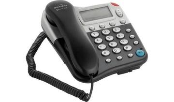 Стационарный телефон с функцией громкой связи доставка товаров из Польши и Allegro на русском