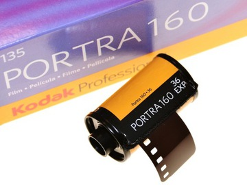 (Kodak Professional Portra 160/36 фильм цвет 8.2021) доставка товаров из Польши и Allegro на русском