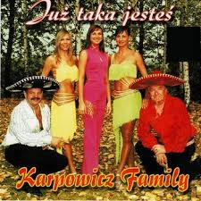 Karpowicz Family - Już Taka Jesteś доставка товаров из Польши и Allegro на русском