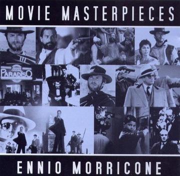 Эннио Морриконе - Movie Masterpieces CD доставка товаров из Польши и Allegro на русском