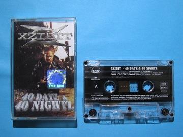 XZIBIT - 40 Dayz & 40 Nightz (1998). доставка товаров из Польши и Allegro на русском