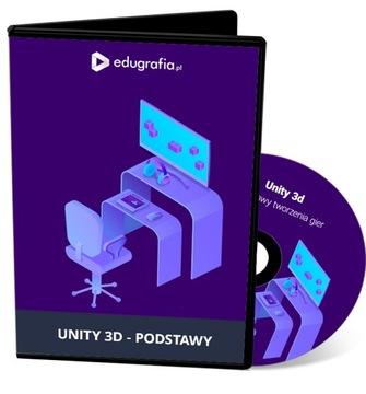 Курс Unity 3d - введение для создания игр доставка товаров из Польши и Allegro на русском