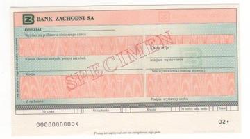 чек печатается Банк Западный ЯВЛЯЮТСЯ BZ2 доставка товаров из Польши и Allegro на русском