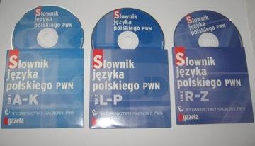 словарь польского языка PWN 3xCD доставка товаров из Польши и Allegro на русском