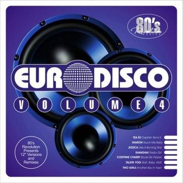 80's Revolution - Euro Disco Volume 4 2013 ХРАНЕНИЯ 2CD доставка товаров из Польши и Allegro на русском