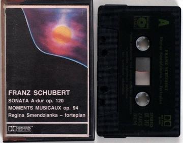 Франц Шуберт, Регина Smendzianka (кассета) доставка товаров из Польши и Allegro на русском