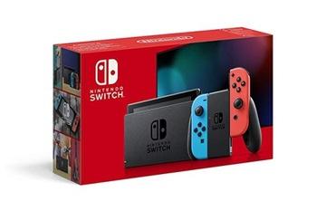Nintendo Switch RED/NEON model v2 najlepsza cena доставка товаров из Польши и Allegro на русском