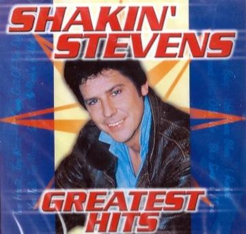 CD Шакин' Stevens GREATEST HITS - ПЛЕНКА доставка товаров из Польши и Allegro на русском