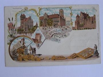 Toruń Thorn toruńskie pierniki 1899 доставка товаров из Польши и Allegro на русском