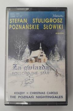 Poznańskie Słowiki Stefan Stuligrosz kolędy kaseta доставка товаров из Польши и Allegro на русском
