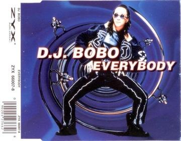 DJ.BOBO - EVERYBODY доставка товаров из Польши и Allegro на русском