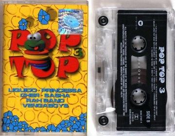 VA - Pop Top 3 (Warner Music) (кассета) ОЧ. доставка товаров из Польши и Allegro на русском