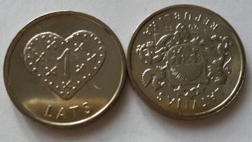 Латвия 1 года 2011 Сердце доставка товаров из Польши и Allegro на русском