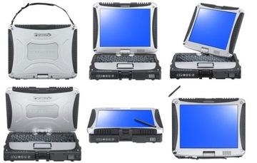 PANASONIC CF-19 MK5 i5-2520M 8GB 320GB WIN7 ПРИКОСНОВЕНИЕ доставка товаров из Польши и Allegro на русском