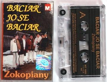 Zakopiany - Baciar Jo Se Baciar (кассета) ОЧ. доставка товаров из Польши и Allegro на русском