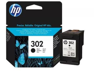 Оригинальные Чернила HP F6U66AE 302 Черный для Принтера доставка товаров из Польши и Allegro на русском
