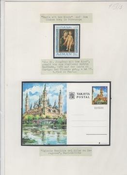 Мадонна Набор Выставочный 244 карты доставка товаров из Польши и Allegro на русском