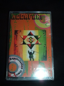 Aggafari Repatriation Time & Dub кассета НОВАЯ доставка товаров из Польши и Allegro на русском