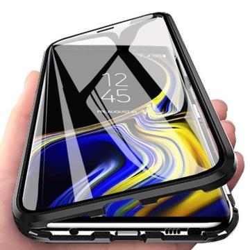 Чехол Магнитные 3 в 1 Алюминий и Стекло для Samsung A50 доставка товаров из Польши и Allegro на русском