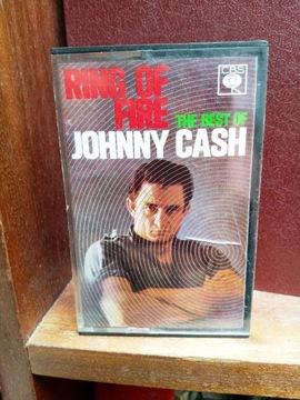 JOHNNY CASH - RING OF FIRE - MC - CBS - США доставка товаров из Польши и Allegro на русском