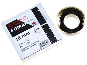 Fomapan R100 фильм, стандарт 16мм обратимым камеры доставка товаров из Польши и Allegro на русском