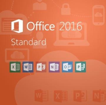 MS Office Home and Business Standard 2016 PL доставка товаров из Польши и Allegro на русском