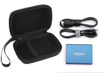 Samsung T5 T3 T1 чехол чехол жесткий чехол для SSD доставка товаров из Польши и Allegro на русском