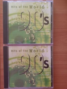Hits of the world THE 90's vol. 1 и 3 доставка товаров из Польши и Allegro на русском