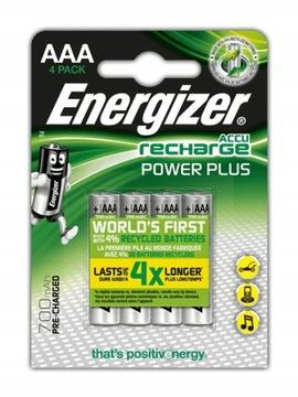 АККУМУЛЯТОРЫ ENERGIZER батареи R3 AAA 700mAh x 4 доставка товаров из Польши и Allegro на русском