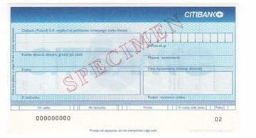 чек печатается Citibank (Poland) доставка товаров из Польши и Allegro на русском
