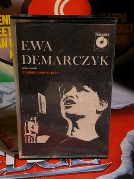 EWA DEMARCZYK - ПОЕТ ПЕСНИ НЕОБХОДИМОГО - MC доставка товаров из Польши и Allegro на русском