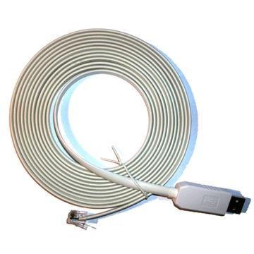 USB-кабель RJ модулей ROPAM как USB-MGSM доставка товаров из Польши и Allegro на русском
