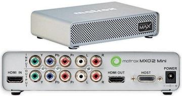 Matrox MXO2 Mini - HDMI отлично обработка ВИДЕО доставка товаров из Польши и Allegro на русском