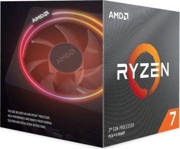 AMD Ryzen 7 3800X 3,9 Ггц / 4,5 Ггц 100-100000025BOX доставка товаров из Польши и Allegro на русском