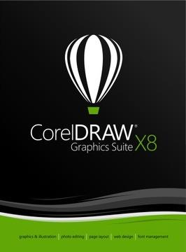 COREL X8 CorelDRAW GRAPHICS SUITE PL/ENG WIN/MAC доставка товаров из Польши и Allegro на русском