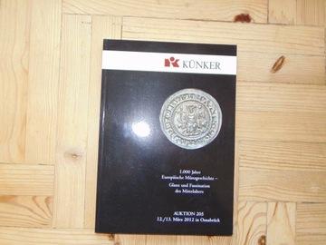 (КАТАЛОГ Künker AUKTION 205 03/2012 (G0005)) доставка товаров из Польши и Allegro на русском