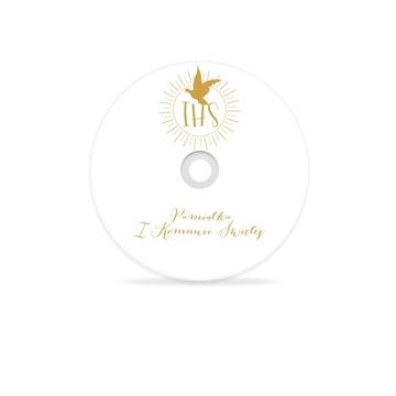 DVD-диск с печатью причастье IHS доставка товаров из Польши и Allegro на русском